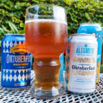 The author is celebrating fall with a selection of Oktoberfest beers, including AleSmith's award-winning AleSchmidt Oktoberfest. Photo by Ryan Woldt