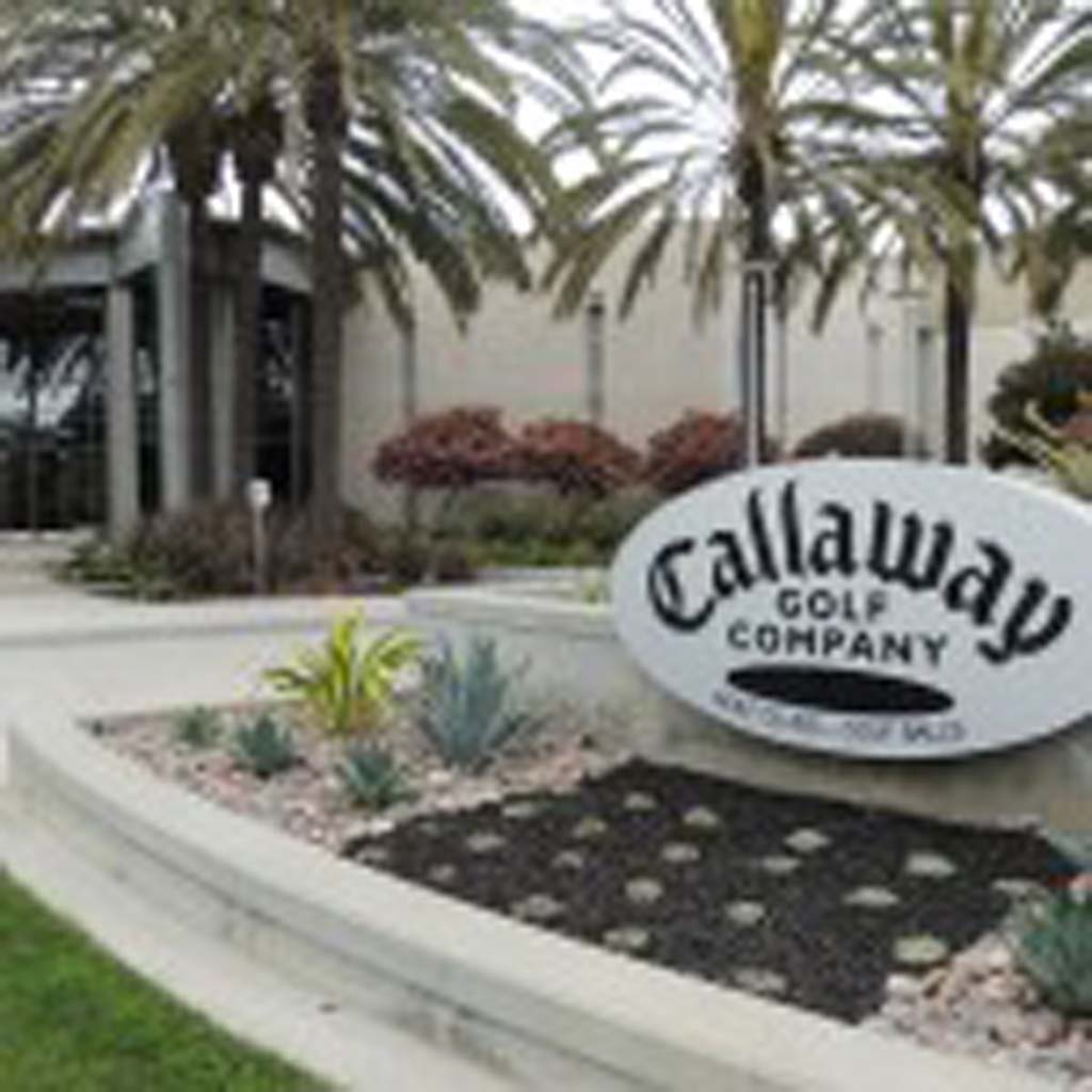 Callaway Golf, which produces golf equipment including balls and clubs, is the top employer in Carlsbad, according to city data. Photo by Rachel Stine