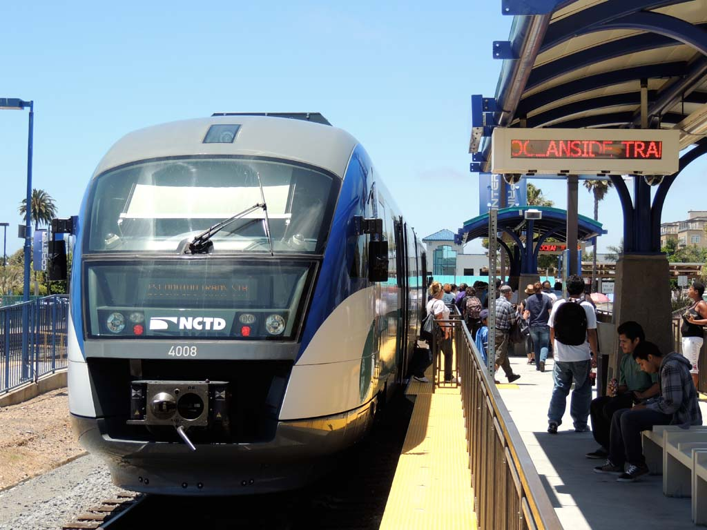NCTD study focuses on expanding rail services