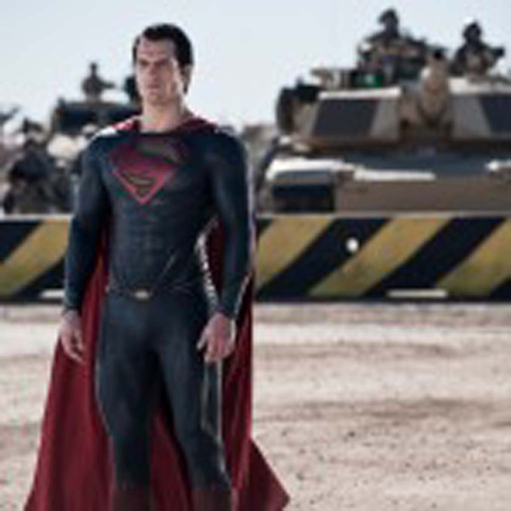 "Henry Cavill is the latest to take on the role of Superman in ""Man of Steel."" Photo by Clay Enos"