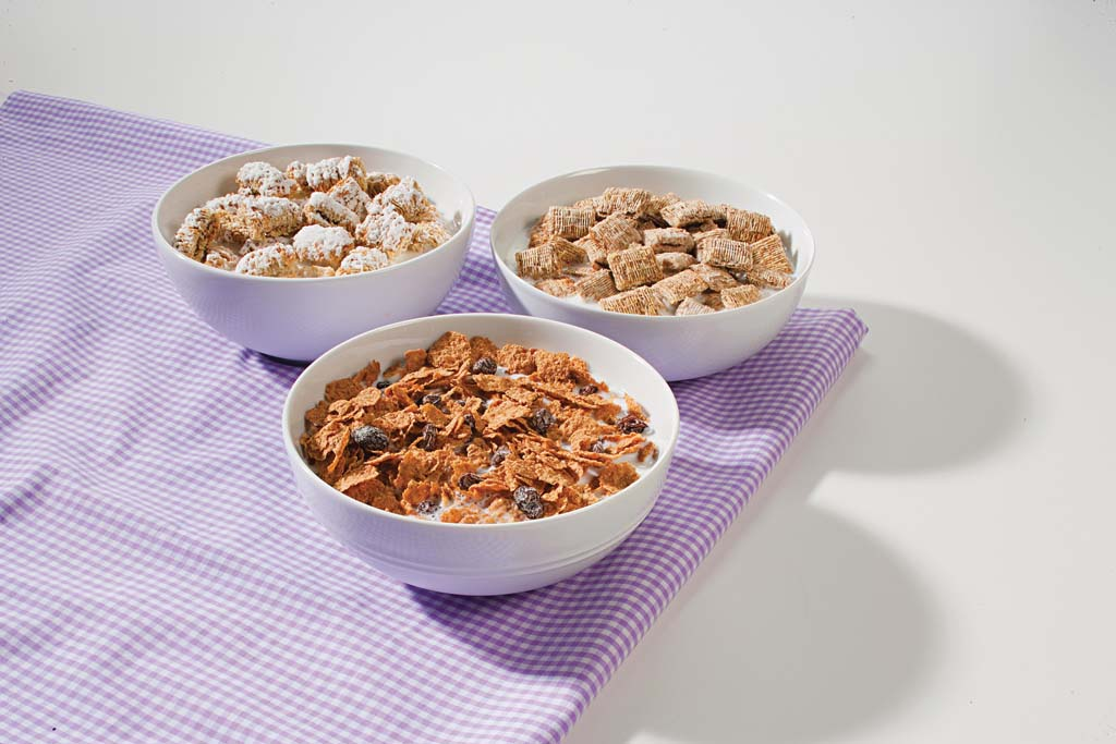 Many shredded wheat and raisin bran cereals were of similar quality in Consumer Reports' recent tests, so you can buy by price. Photo courtesy of Consumer Reports