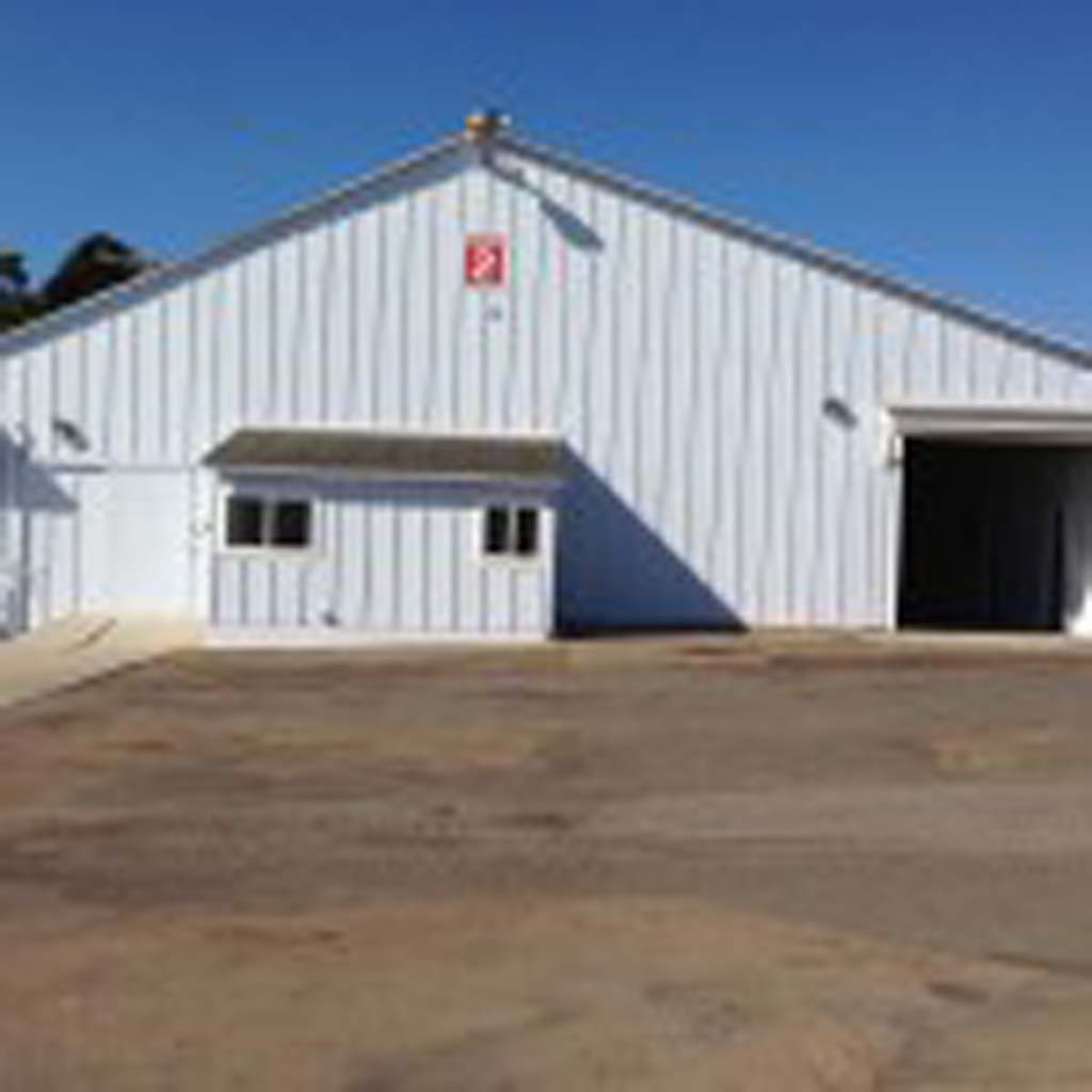 A view of the 15,100-square-foot barn on the Leichtag Foundation-owned property. Following a Planning Commission vote, the Leichtag Foundation can host nonprofits in the barn. Photo courtesy of Leichtag Foundation
