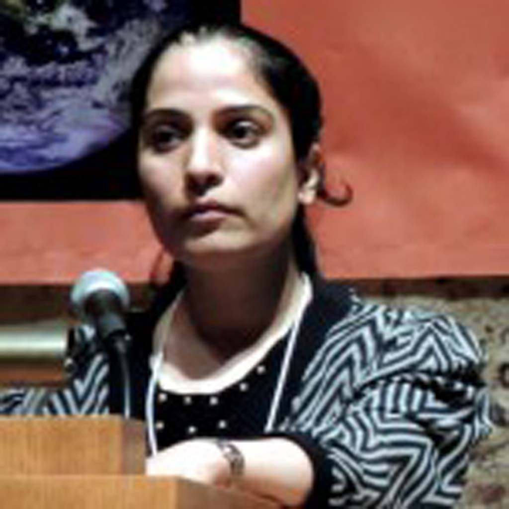 """Malalai Joya, Afghan human rights activist and author of """"A Woman Among Warlords: The Extraordinary Story of an Afghan Who Dared to Raise Her Voice,"""" will speak at 7 p.m., Oct. 21 at the Al Awda Center in Carlsbad as part of her national, 11-city book tour. No charge for admission. Donations welcomed. Courtesy photo"""