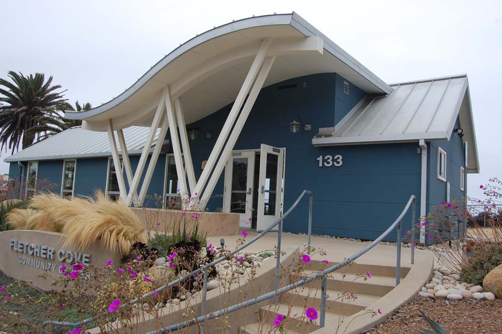 Solana Beach will hold a special election to let voters decide a use policy for Fletcher Cove Community Center. Photo by Bianca Kaplanek