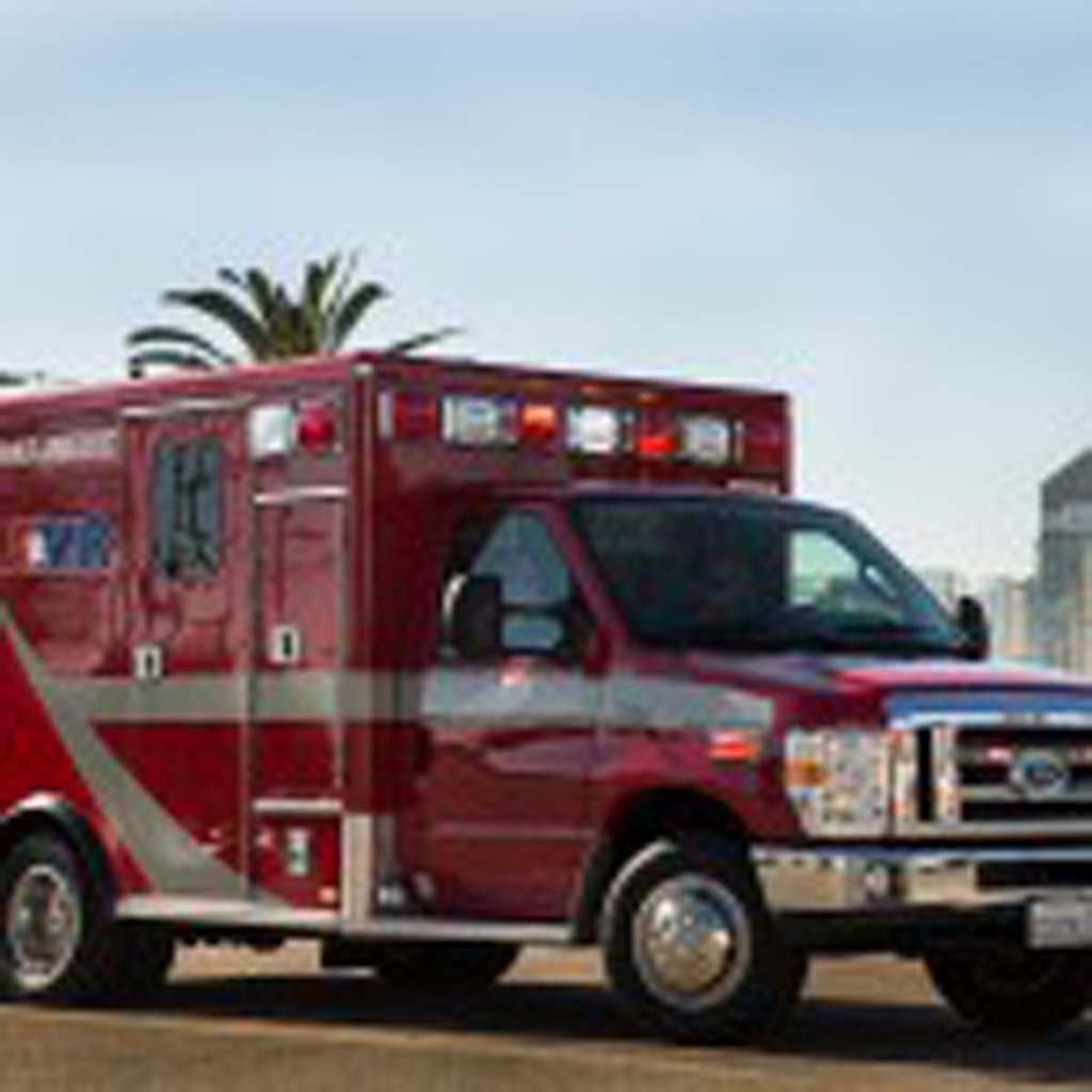 San Diego County officials awarded an eight-year contract to American Medical Response to provide emergency medical response services to the San Dieguito Ambulance District, which includes coastal North County, Rancho Santa Fe and parts of Elfin Forest Photo courtesy AMR