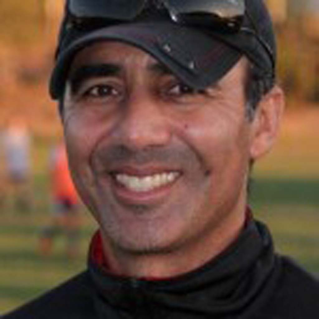 Platini Soaf is part of the expanded coaching and administrative staff for the Del Mar Carmel Valley Sharks. Courtesy photo