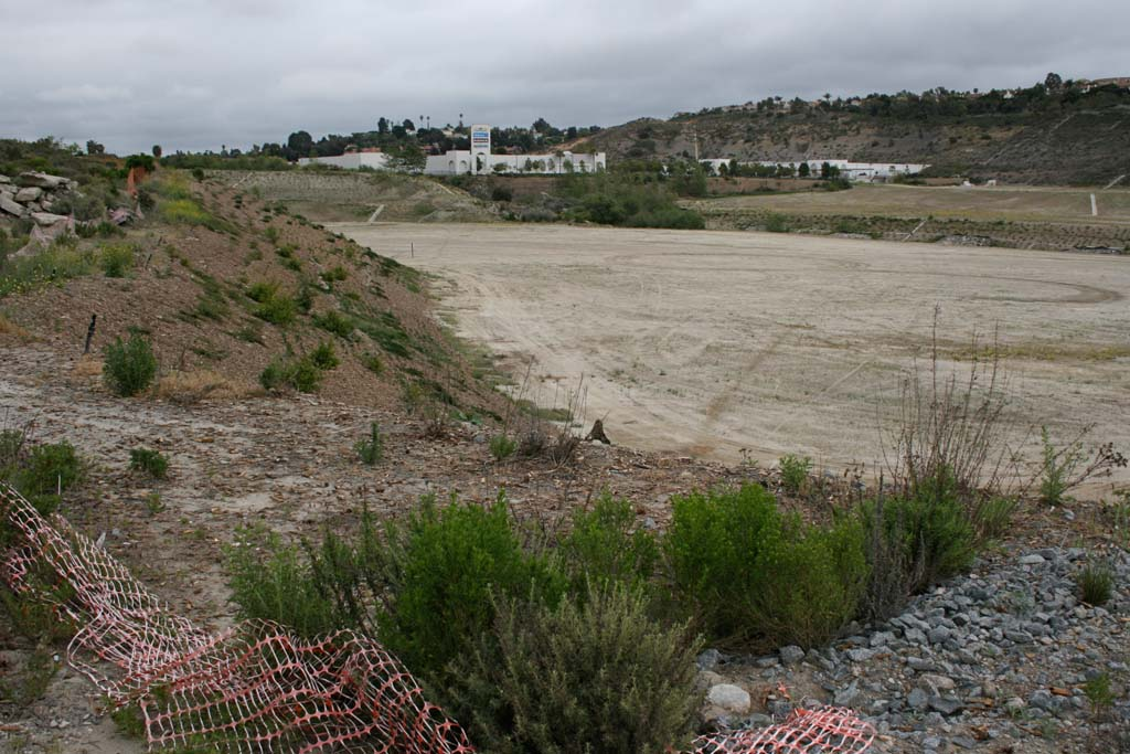 Carlsbad will receive 60 acres of land from Corky McMillin Companies to keep as open space. The settlement agreement allows 636 homes to be built. Construction is still a long ways off. Photo by Promise Yee