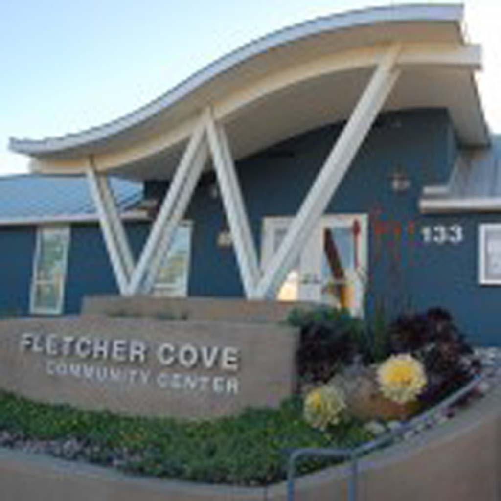 A less restrictive use policy that allows larger, more frequent weekend parties at Fletcher Cove Community Center was approved by voters in the Feb. 11 special election. Photo by Bianca Kaplanek