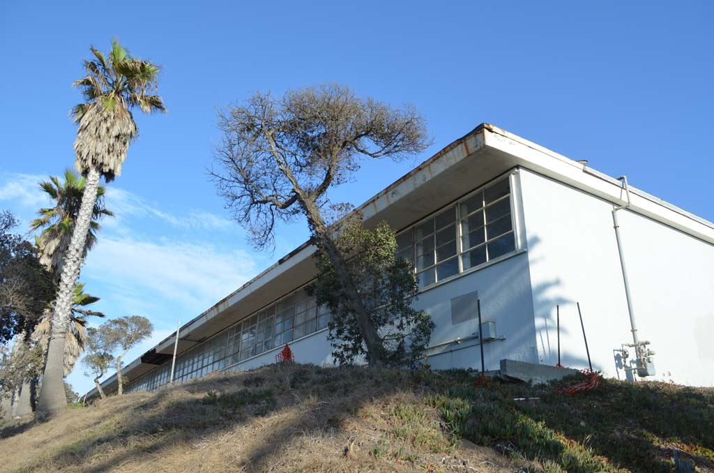 After making an offer of $4.3 million, the city decided not to bid at least $9.5 million of Pacific View. Photo by Jared Whitlock