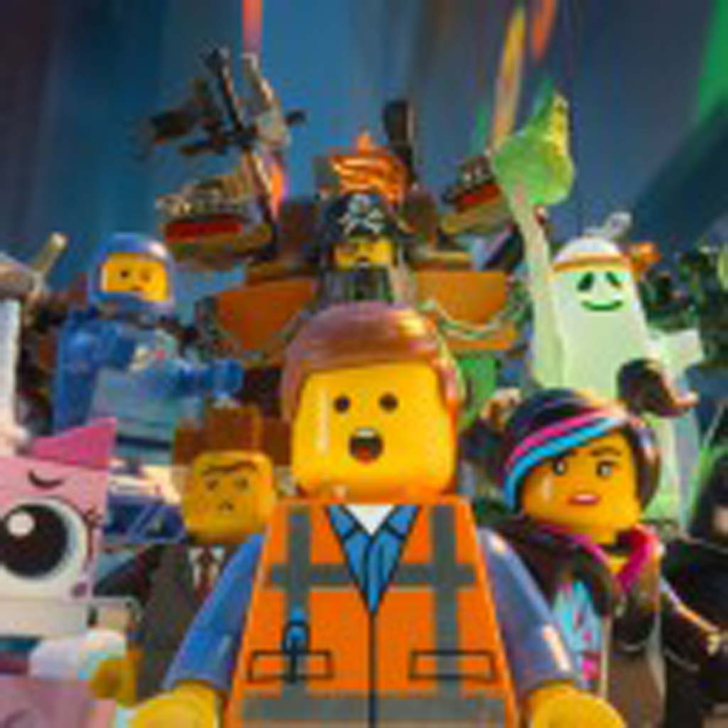 """LEGO® characters come to life in the the 3-D animated, """"The LEGO Movie."""" Photo courtesy of Warner Bros. Pictures"""
