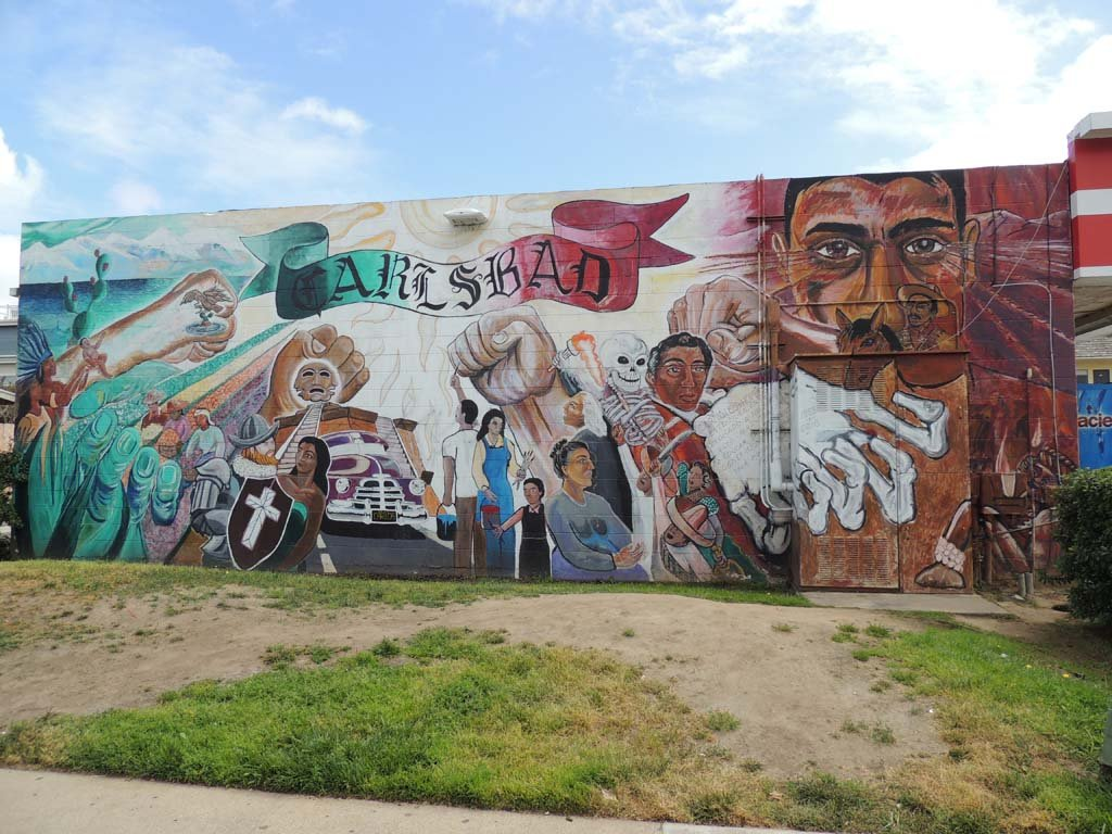 The Barrio neighborhood of Carlsbad will be included in the new Village Master Plan, which will help enhance the area and preserve its historic origins. Photo by Rachel Stine