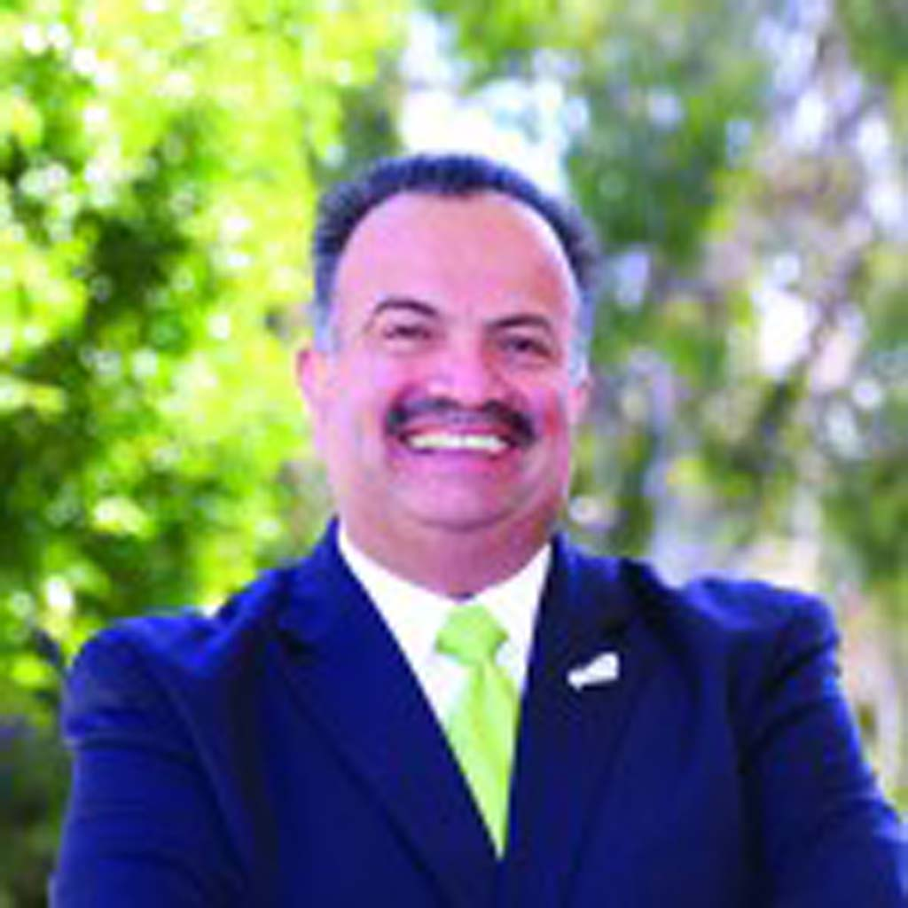 MiraCosta College Superintendent/President Dr. Francisco Rodriguez announced Thursday his resignation. He's accepted the position of chancellor with the Los Angeles Community College District. Photo courtesy of MiraCosta College