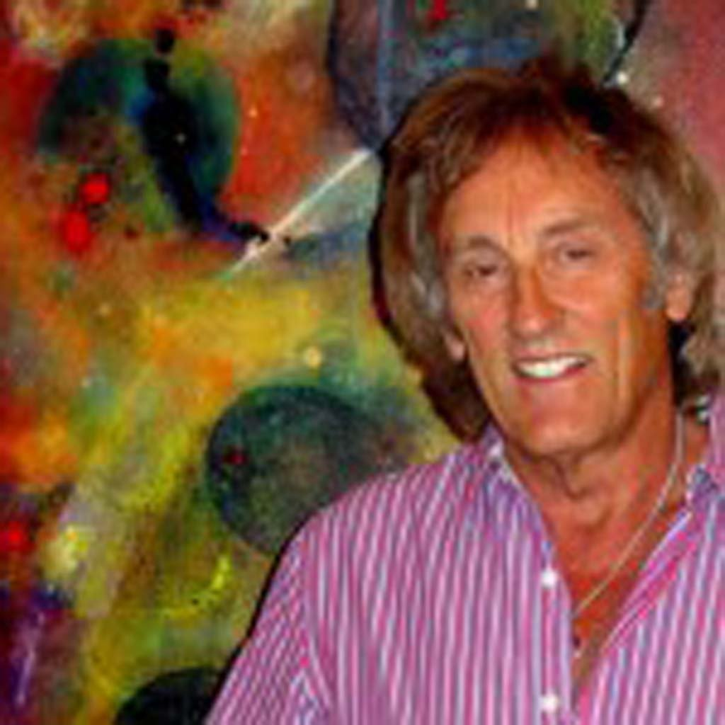 """Artist and architect Robert Avon Lees exhibits his painting """"Destiny"""" in the Community Gallery of the Encinitas Library through June 1. Courtesy photo"""