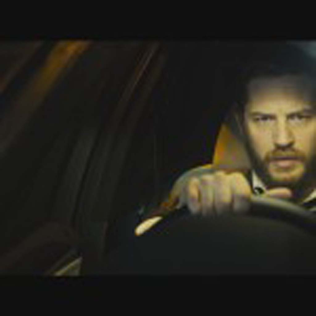 """Ivan Locke (Tom Hardy) is a man intent on taking responsibility for a mistake he's made in the new film, """"Locke."""" Courtesy photo"""