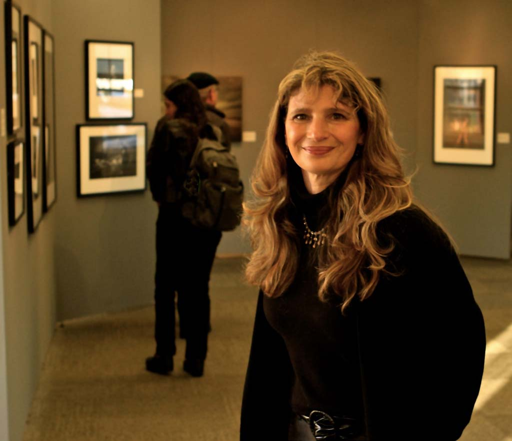 Francine Filsinger is pleased when her photographic images touch viewers on an emotional level. Photo courtesy of Steve Filsinger