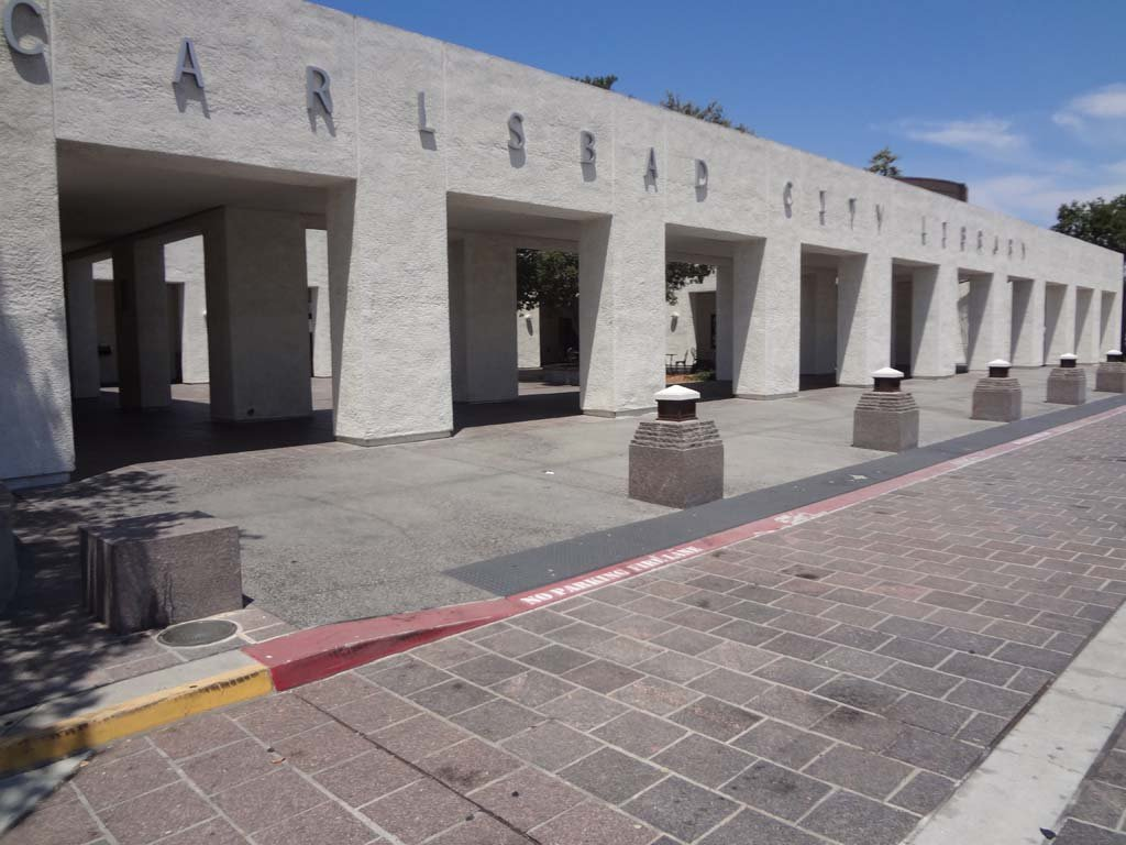 Carlsbad's City Council OKs almost $3 million in funds to help with the renovations of the Dove Library. The funds will be coming from the Capital Improvements Budget. Photo by Ellen Wright
