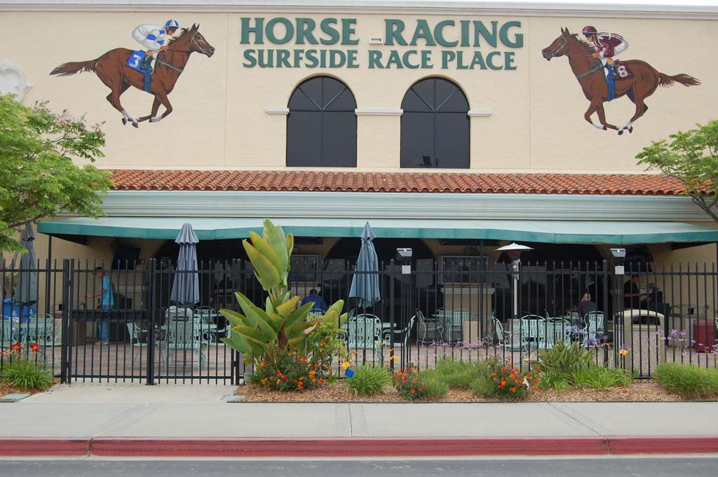 A request for proposals to transform Surfside Race Place into a microbrewery and tasting room will be released this month File photo by Bianca Kaplanek