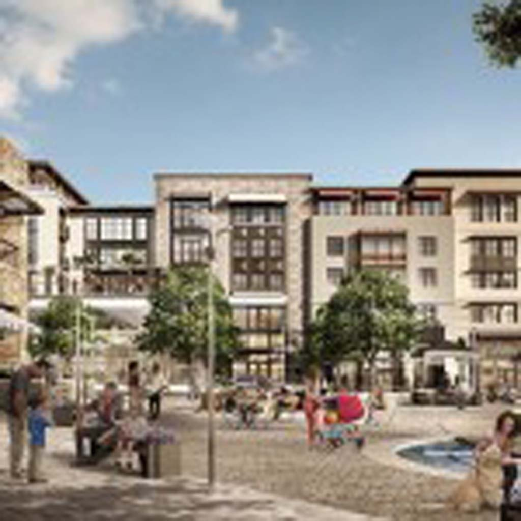 Del Mar City Council recently agreed to send a letter to the San Diego Planning Commission reiterating its traffic and emergency response concerns with One Paseo, a proposed 1.5-million-gross-square-foot development on the corner of Del Mar Heights Road and El Camino Real in Carmel Valley. Courtesy rendering