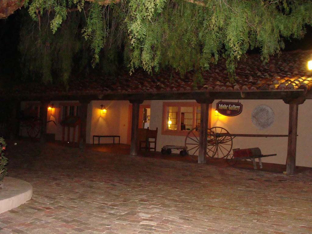 The Ranho Buena Vista Adobe in Vista will be host to a series of paranormal investigations starting Oct. 25. Photo courtesy Nicole Strickland