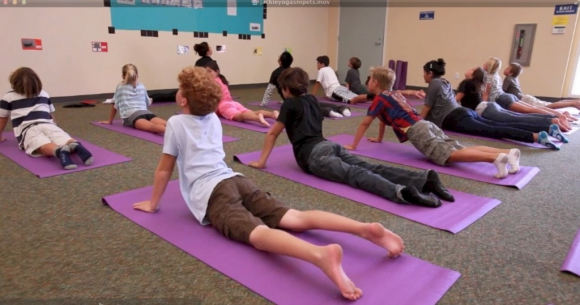 Lawyers suing the Encinitas Union School District over its yoga program file their final appeal brief, which may lead to the state taking up the matter. File photo