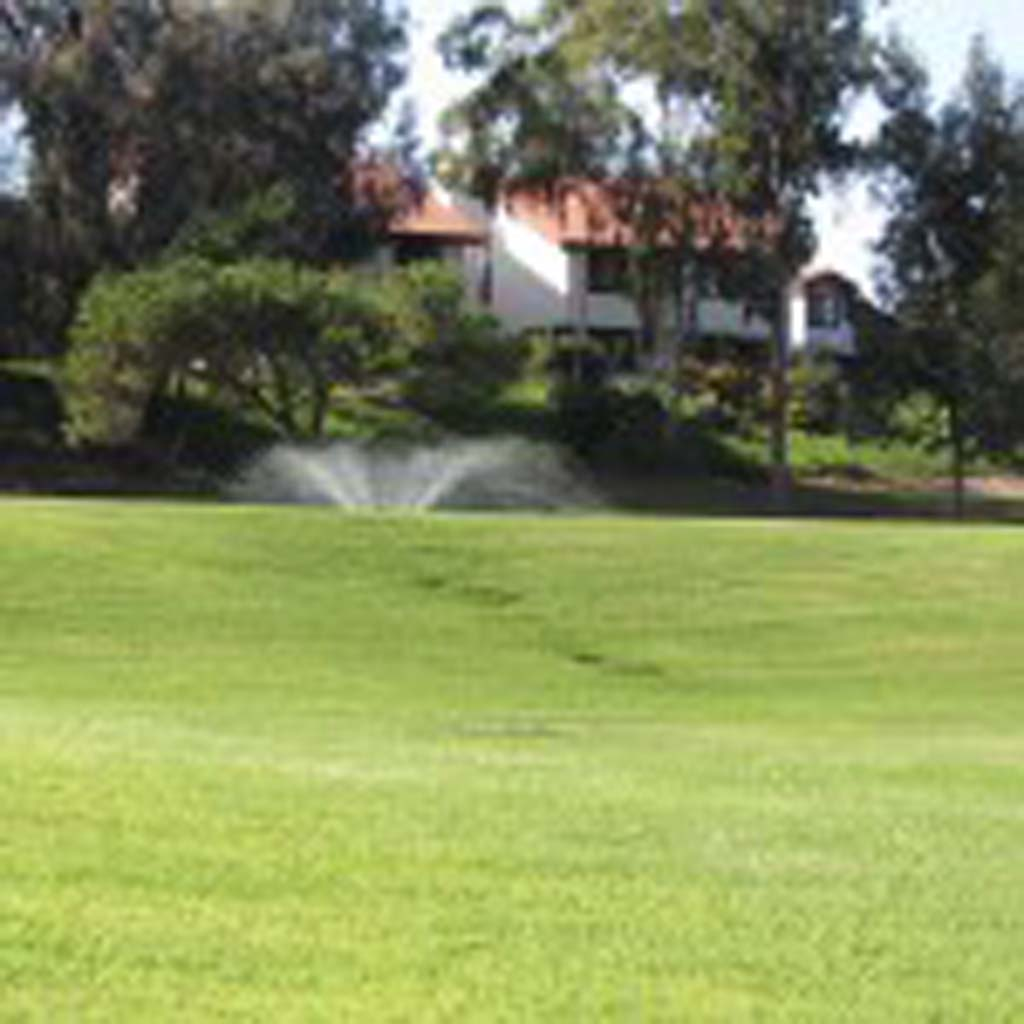 The per capita water usage in The Santa Fe Irrigation District, which services Rancho Santa Fe, Solana Beach and Fairbanks, is more than 12 times higher than the water district with the lowest usage per capita in the state, San Francisco Public Utilities Commission. Photo by Ellen Wright