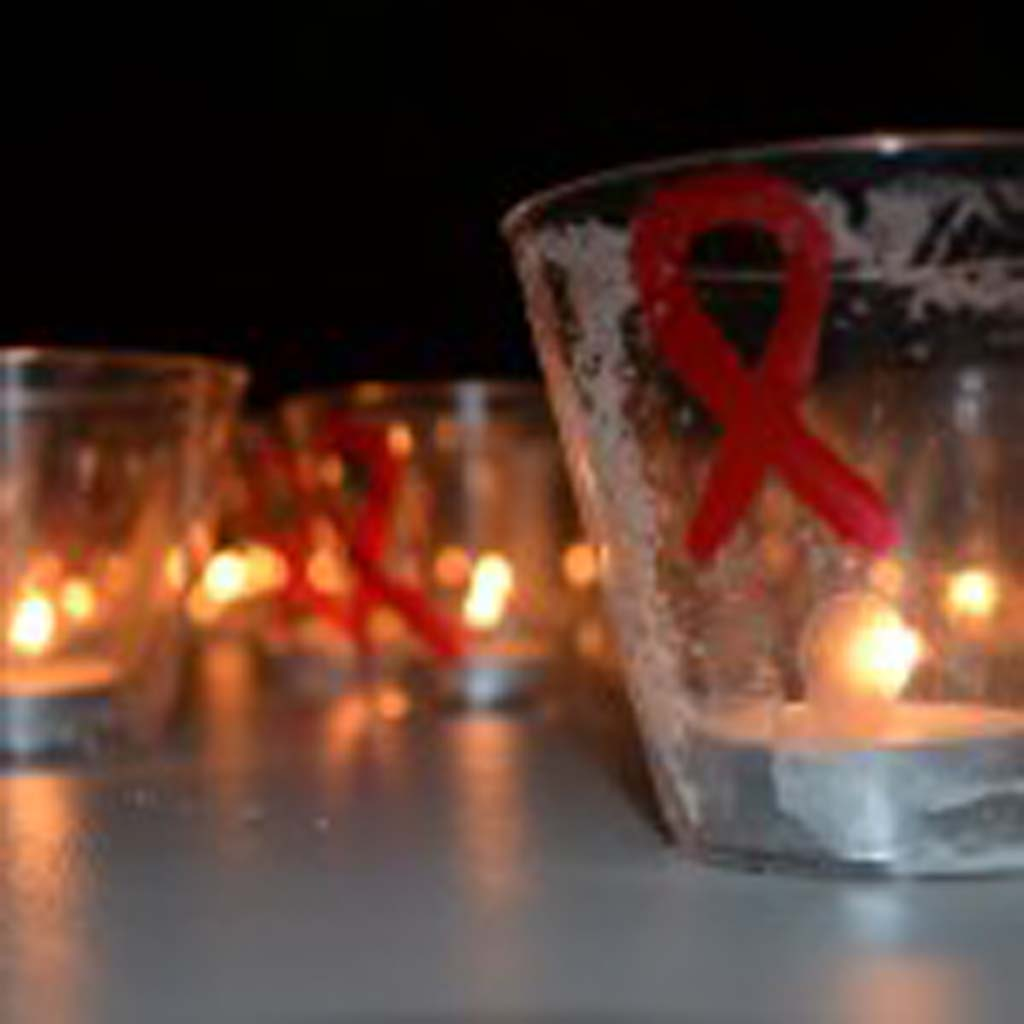 The 15th annual North County candlelight vigil was celebrated on Dec. 1. Photo by Tony Cagala