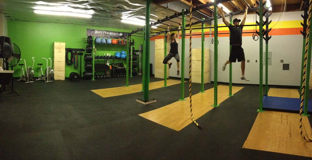 MROC Tranining in Oceanside is a hybrid fitness facility and adult obstacle course ready to help train anyone for anything from a 5K race to the Zombie Apocalypse. See more photos at facebook.com/mrocarmy