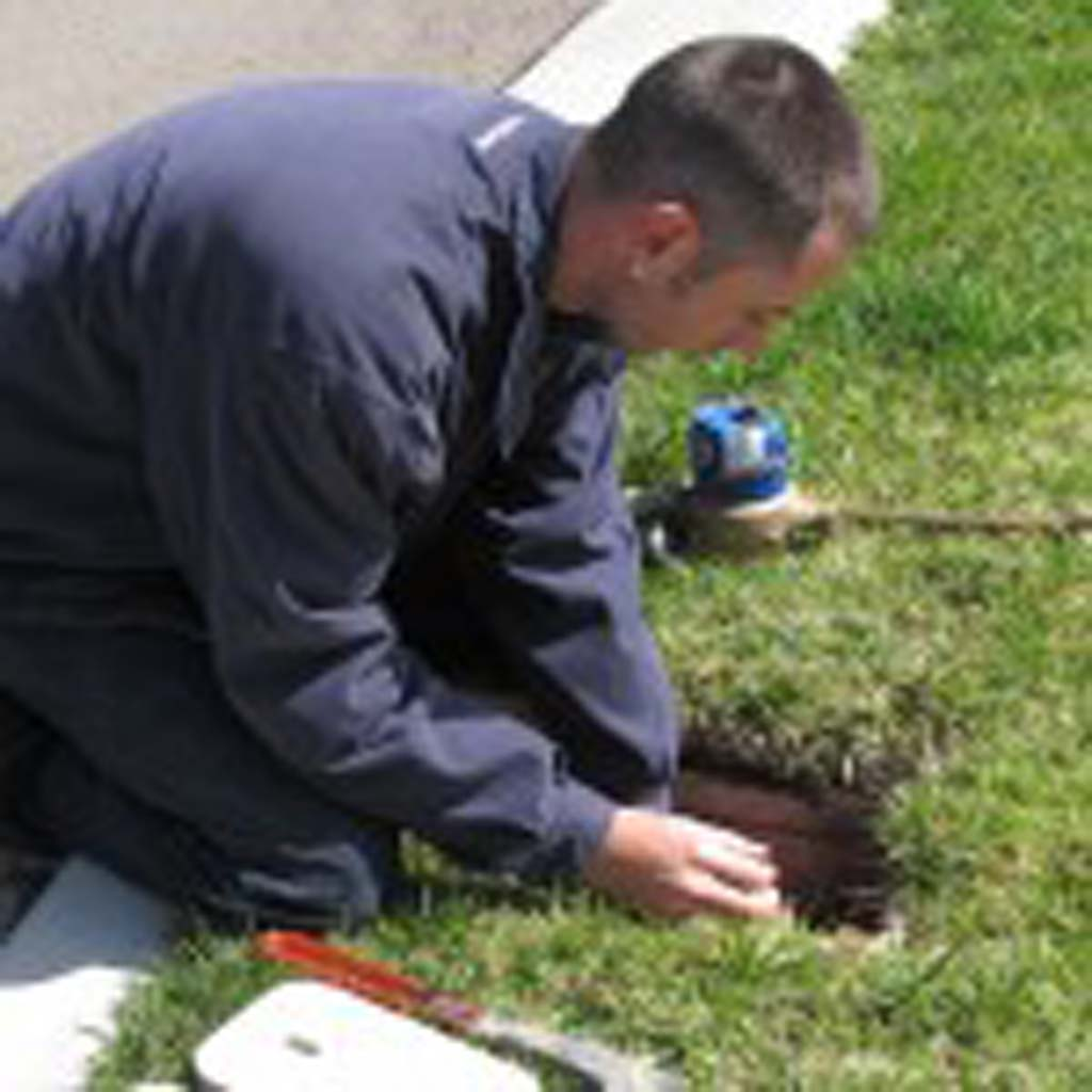 Carlsbad Municipal Water District staff originally planned to install new meters until 2023 but new advancements shaved nine years off the project. Courtesy photo
