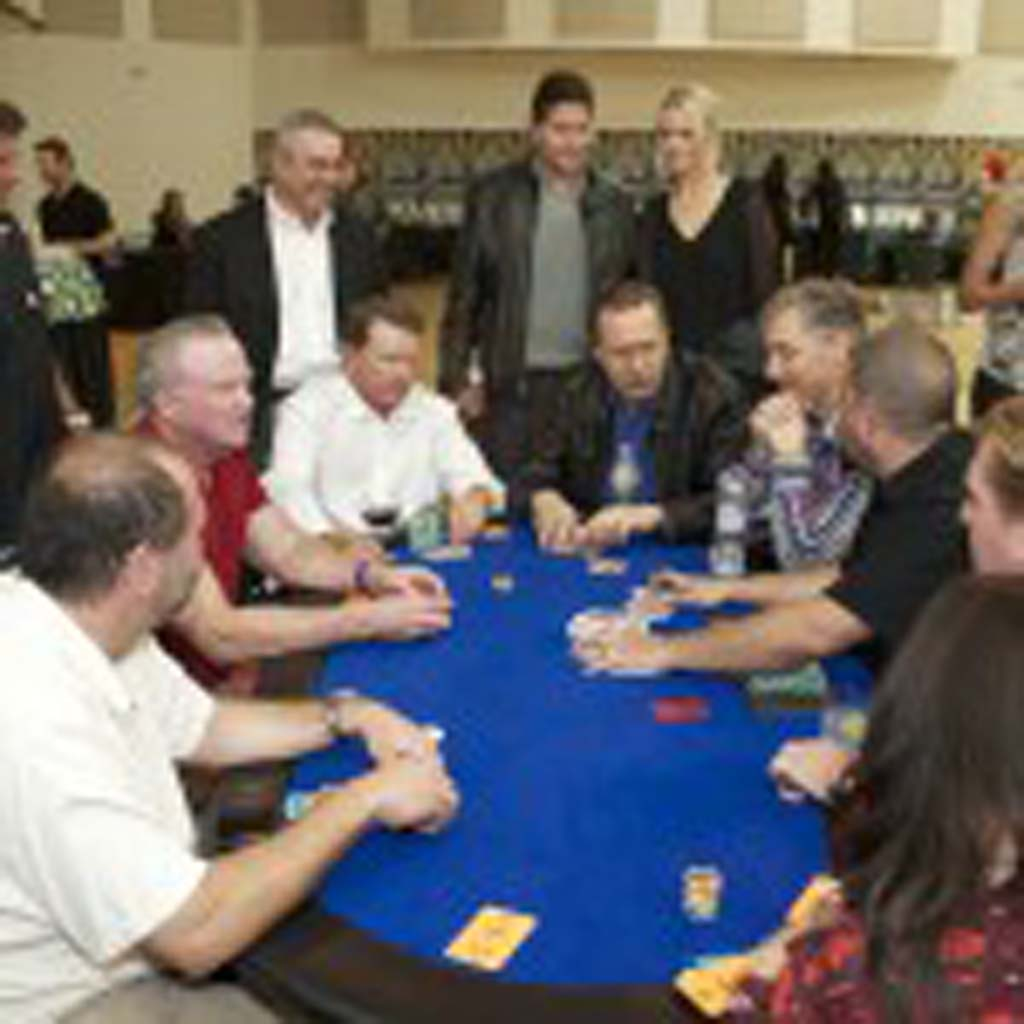 The Rancho Santa Fe Community Center is readying to hold its annual No-Limit Texas Hold'em Charity Poker Tournament Feb. 28. Courtesy photo