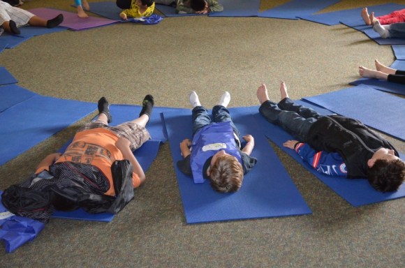 The Fourth District Court of Appeal delivers a 3-0 ruling last week that upholds a lower court's ruling that the Encinitas Union School District's yoga program does not violate the state Constitution's separation of church and state. File photo
