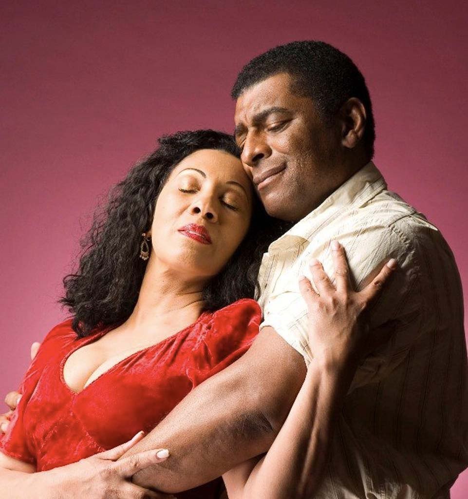 """Cedric Cannon and his wife LaRose Saxony Cannon will perform a concert version of """"Porgy and Bess"""" and selections from Scott Joplin's """"Treemonshia"""" at the California Center for the Arts, Escondido May 31. Courtesy photo"""