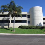 The Rochester Institute of Technology is looking into the possibility of opening a satellite school at the empty Farmer's Insurance building in Carlsbad. The higher education course will allow students to receive their Masters of Science in a few engineering fields. Photo by Ellen Wright