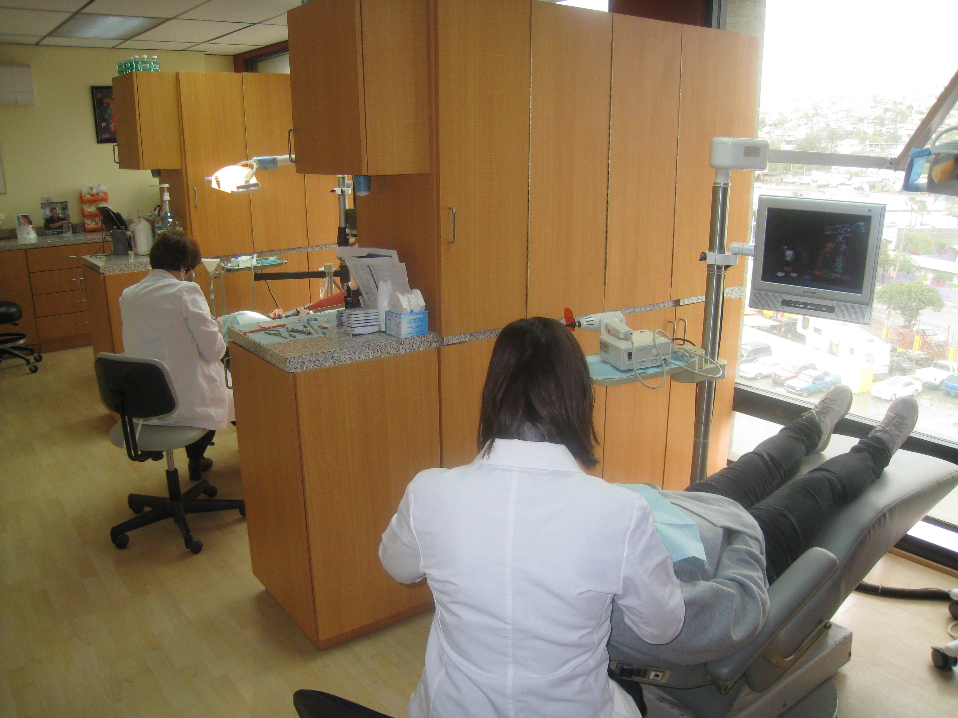 Dr. Carlos Adrian Casas, DDS, performs high-level, affordable dentistry in Tijuana, Mexico, at prices 50 percent less than dentists in the U.S.