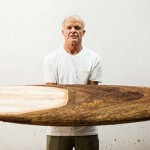 Oceanside surfboard shaper Gary Linden fulfills a long-time dream of making a surfboard from 100 percent pure agave. Courtesy photo