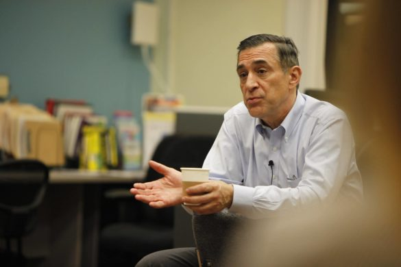 Issa holds narrow lead, Levin wins re-election to Congress