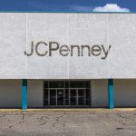Logansport - Circa August 2017: Recently shuttered J.C. Penney Mall Location. JCPenney is still posting losses but much more profitable than in 2016 IX