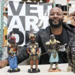 Reginald Green Veterans Art Project