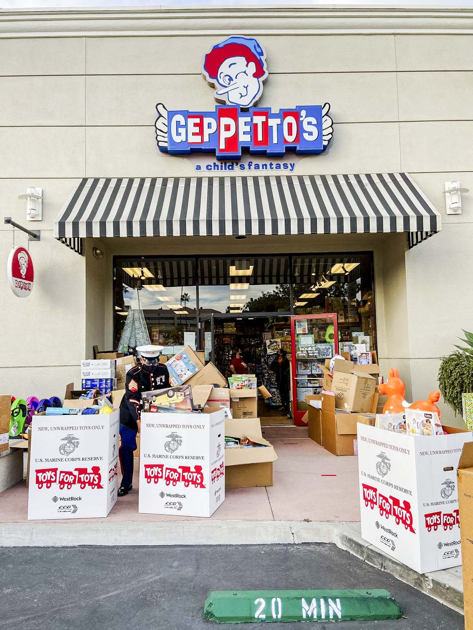 Geppetto's Toys Del Mar Highlands