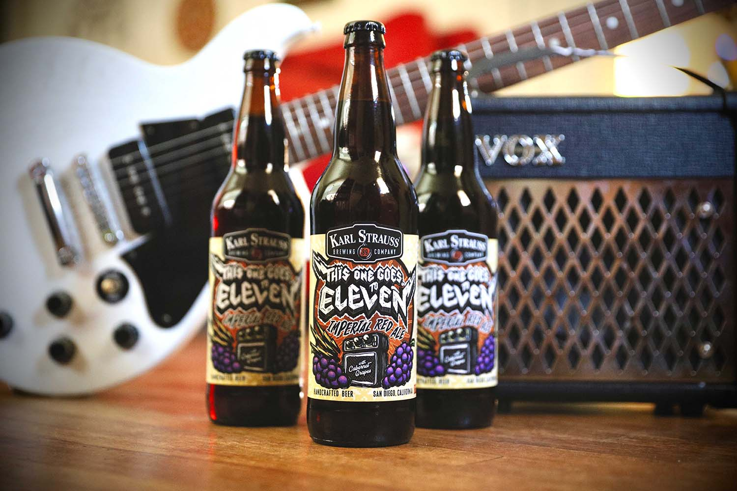 This One Goes to Eleven Imperial Red Ale