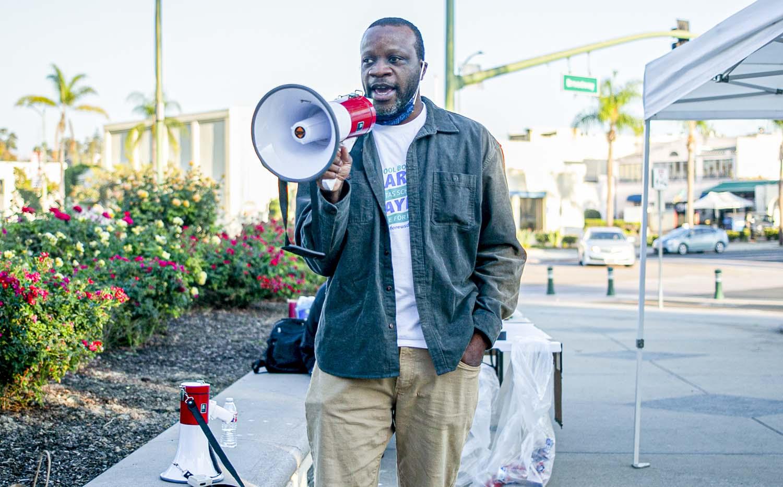 Marlon Taylor Escondido rally