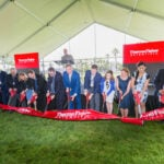 Thermo Fisher Ribbon Cutting in Carlsbad