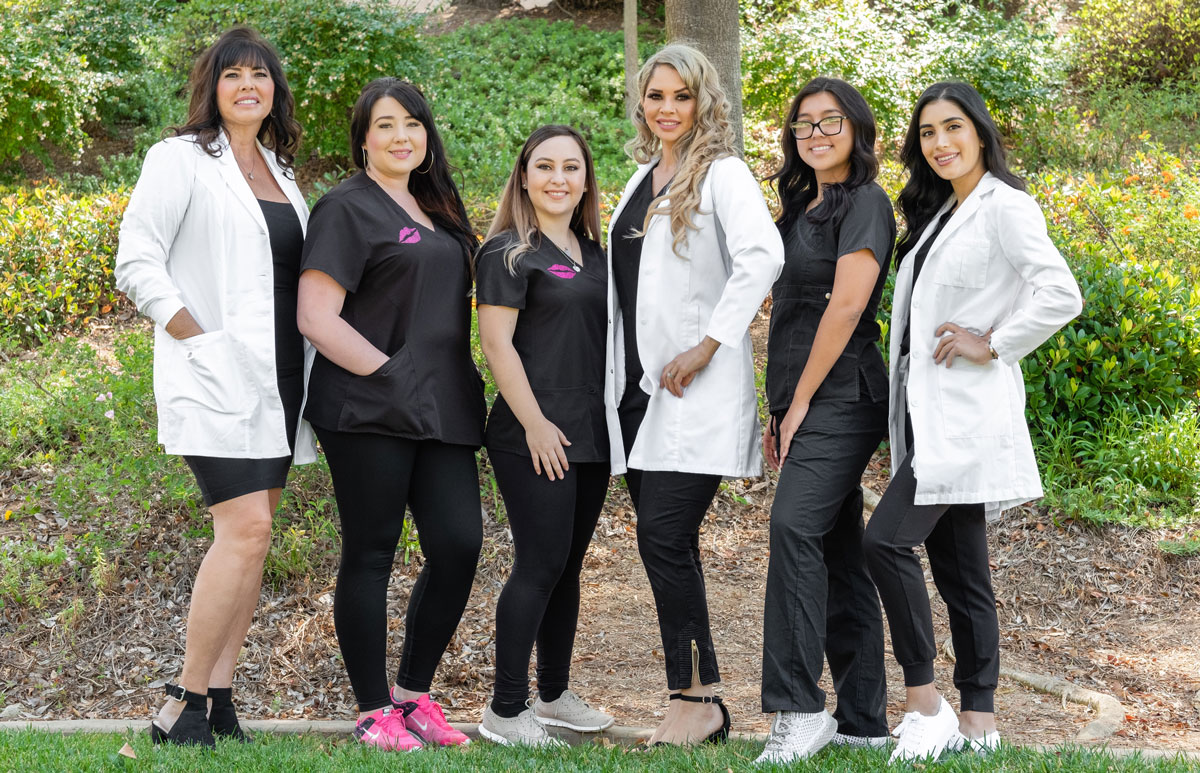 Beauty spas in the region have seen an increase in clients post-COVID as customers are easing back into normal life.