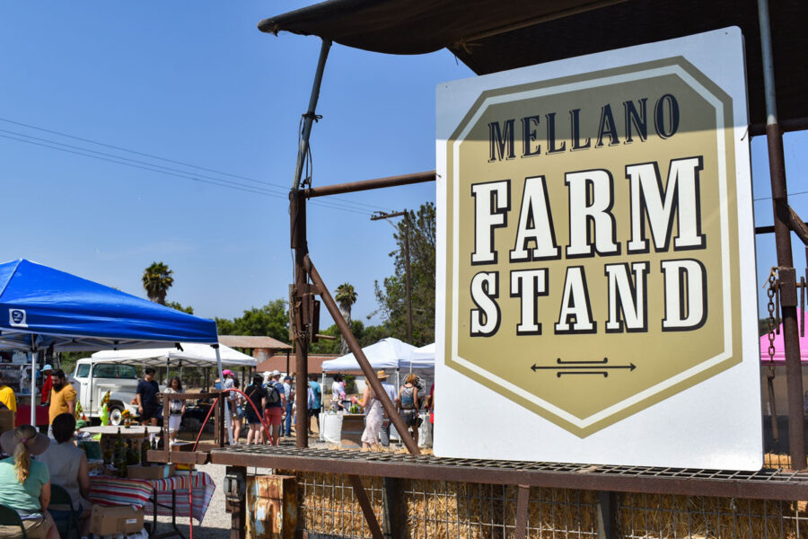 he Mellano & Company farm has been in the South Morro Hills area since the 1960s.