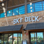 The Sky Deck in the Del Mar Highlands Town Center