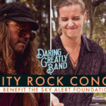 Canadian rock band Daring Greatly will headline a charity rock concert on Aug. 1 at Flawless Bistro & Bar in Escondido to benefit the Sky Alert Foundation