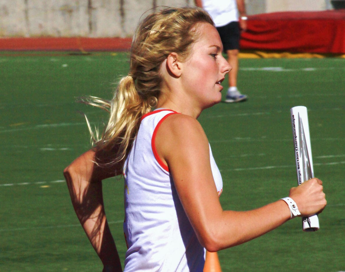 The Amanda Post Foundation is a nonprofit that provides college scholarships to female student-athletes. Courtesy photo