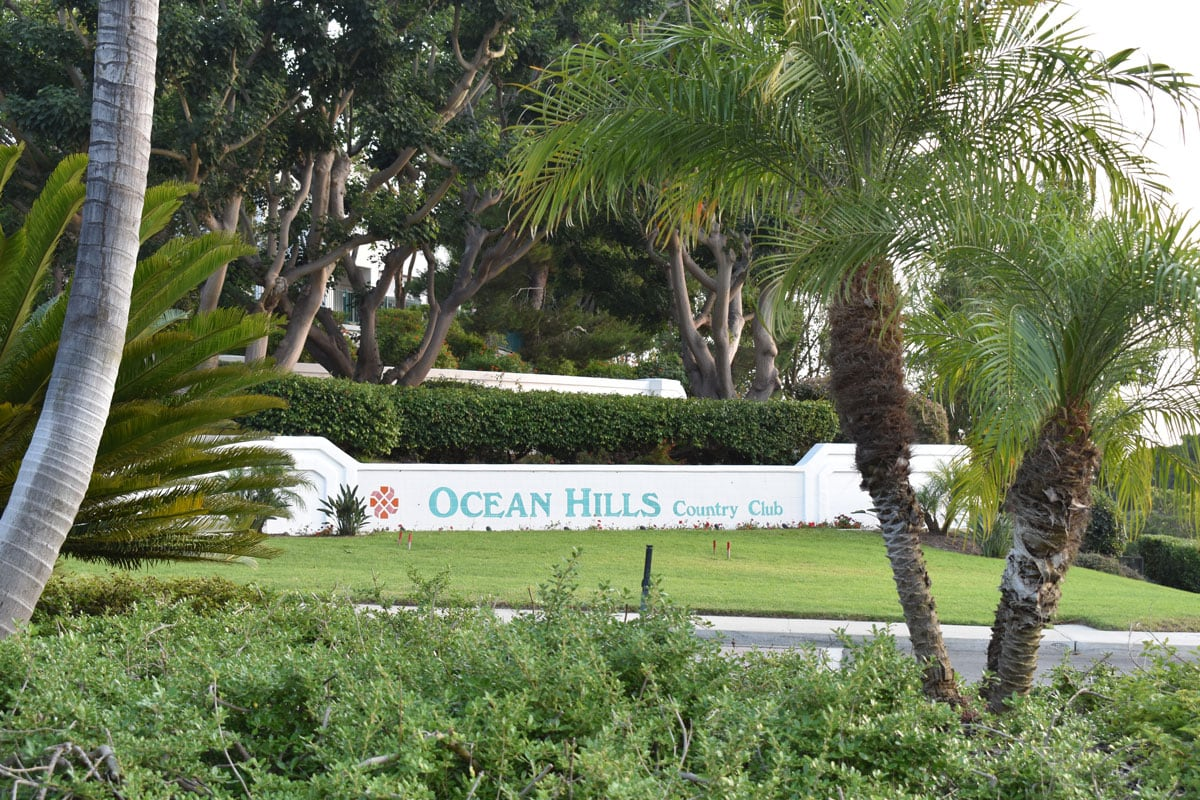 Some residents of Ocean Hills Country Club want to see tighter mask requirements for its clubhouse. Photo by Samantha Nelson