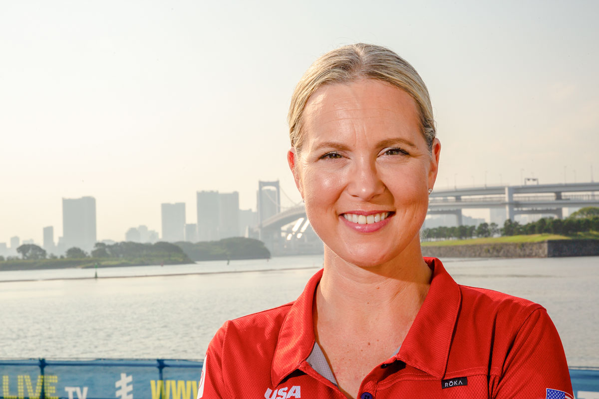 Paralympic triathlete Amy Dixon, of Encinitas, will be heading to the Tokyo Games despite several serious health issues over the past year