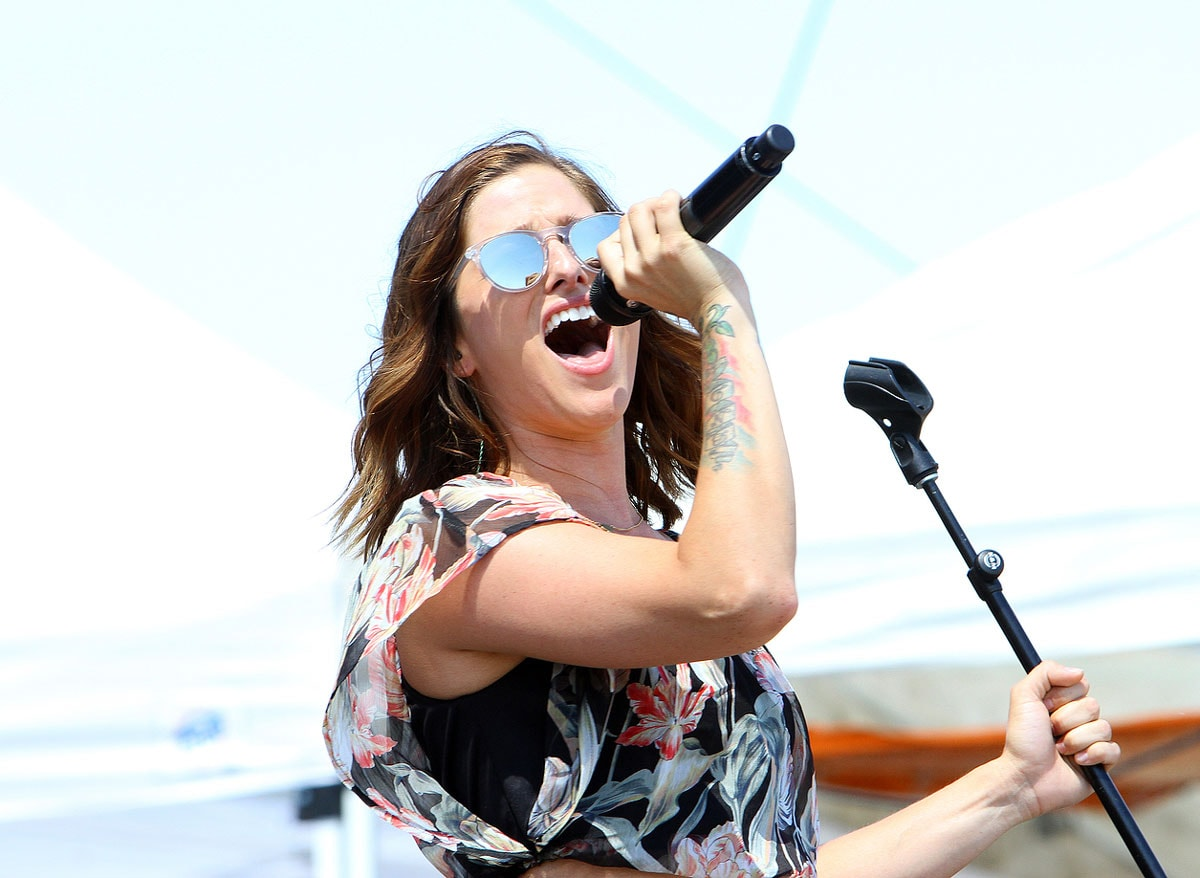 Country artist Cassadee Pope will perform at Rhythm on the Vine on Sept. 23 at South Coast Winery in Temecula. Courtesy photo