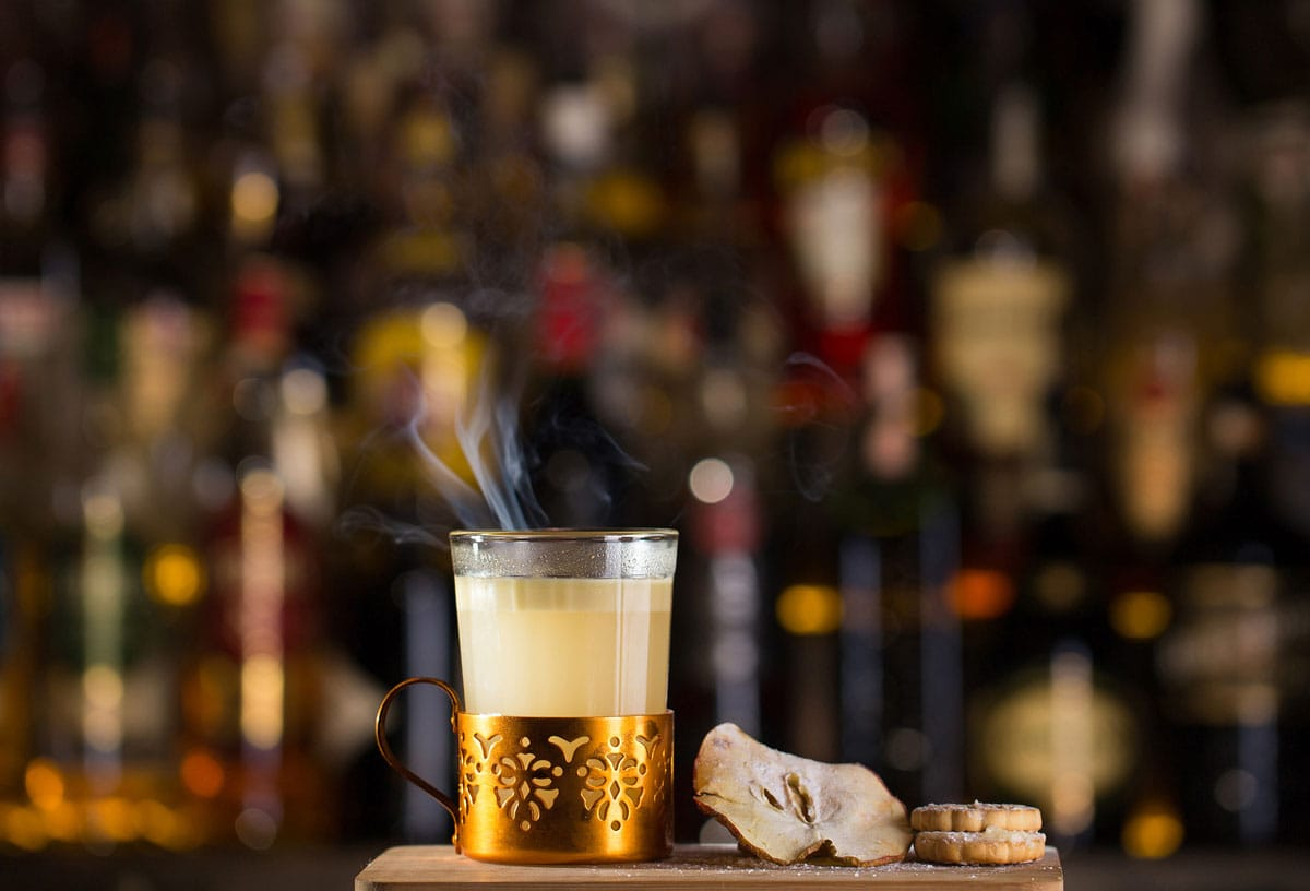 Fall season has brought the resurgence of a true classic: Hot Apple Toddy. Courtesy photo